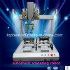 Equipamento de solda automático /PCBA que solda o robô