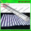 옥외 LED 벽 세탁기를 변형시키는 24LEDs 알루미늄 RGB 색깔