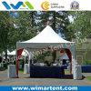 5X5m preiswertes Hochzeits-Festzelt-Partei-Kabinendach-Zelt für Verkauf
