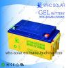 Batterie rechargeable de système solaire de gel de 12V 65ah