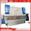 Cnc-hydraulische Presse-Bremse für das Edelstahl-Metallplattenverbiegen