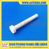 Asta cilindrica/Rod di ceramica di Zirconia di precisione che frantuma e che lavora