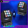 Indicatore luminoso capo mobile della tabella della fase 9X12W 4 In1 LED