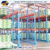 Hochleistungsstahlladeplatten-Laufwerk durch Ladeplatten-Racking-Formular China