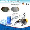 Éclailles de bouteille d'animal familier lavant et réutilisant l'usine de réutilisation de bouteille de machine/animal familier