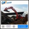 Ímã de levantamento circular da instalação da máquina escavadora com Diameter-700mm Emw-70L