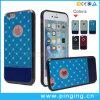 Het afgedrukte Romantische Geval van de Telefoon van de Ster TPU voor iPhone 6/6s plus