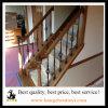 Pasamano decorativo del hierro excelente, balaustre de la escalera, precio de acero de las barandillas