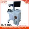 Mini máquina barata del laser de la fibra para el metal y el no metal