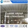 La Cina progetta il magazzino per il cliente chiaro prefabbricato della costruzione della struttura d'acciaio