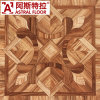 600mm Red 12mm Laminate Parquet Flooring/(AS0016)