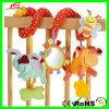 Nettes Bett um Säuglingsstoss-pädagogische Spielwaren