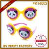 Милая пластмасса картины панды Fk14002 обрамляет тень Eyewear Sun