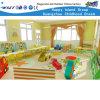Projeto total morno de biblioteca de escola para as crianças (T-3-F)