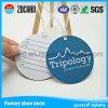 Etiqueta de bagagem de plástico rígido em massa para promoção de negócios