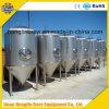 fermentatore conico del cilindro dell'acciaio inossidabile 400L con il rivestimento del glicol per raffreddamento
