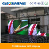Hohes Definition P3 Rental LED Display Screen für Indoor Video Wall
