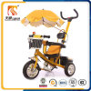 Triciclo 2016 del bambino di spinta della mano della rotella del Hebei tre per i capretti