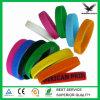Preiswerter kundenspezifischer Gummigroßhandelswristband