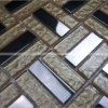 Crystal&Glass Tiles、Straight Flange GlassおよびCrystal Plating Surface/Mosaic Tiles