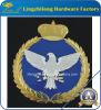 Medallas de la aleación del cinc del chapado en oro de Kuwait