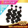 7A Peruvian Body Wave Virgin 100% Human Hair Extensions in 30