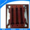 Plastiek en Aluminum Assemblying CNC Machining Parts voor Machinery