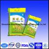 Verwendete gesponnene Reis-Beutel