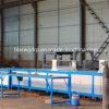 Perfil da fibra de vidro que faz a fábrica de máquina