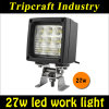 27W LED Work Lamp voor 4X4 Jeep ATV Tractor Motorcycle