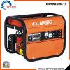 3phase 2kVA/2kw/2.5kw/2.8kw 4 치기 휴대용 가솔린 또는 휘발유 발전기 (WD2860)