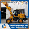 Cer TUV-Vorderseite Mini Wheel Loader mit Snow Bucket