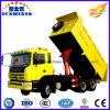 Camion à benne basculante du lecteur JAC du dumper 4-Wheels de camion lourd 6*4