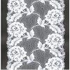 뜨개질을 하는 탄력 있는 레이스 트리코 레이스