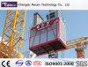 Alzamiento de elevación del alzamiento material/alzamiento de la construcción