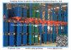 Стальное Drive в Pallet Shelving для Industrial Warehouse Storage