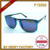 F15595 vendem por atacado óculos de sol da forma da alta qualidade