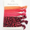 Leopard druckte elastisches Band-Haar-Gleichheit (HEAD-231)