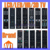 Controle remoto de TV LCD / LED / HD / 3D para Brand TV como Sony, Samsung, Sharp, LG, Toshiba, Philips, Panasonic, Hitachi, SANYO etc.