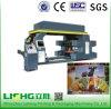 Máquina de impressão não tecida da tela do poliéster