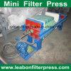 Машина давления фильтра кокосового масла лаборатории