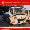 Camion de faible puissance de HOWO camion d'arroseuse de rue de 10 tonnes