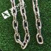 Catena a maglia galvanizzata dell'acciaio inossidabile DIN766