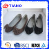 Signora dolce Shoes (TNK23803) di Bowknot di svago