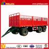 3つの車軸トレーラー50トンの貨物輸送の引くこと棒
