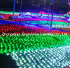 diodo emissor de luz Net Light de 1m*1m 100 Bulbs Christmas para Party Decoration
