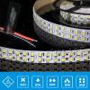 CE doppio-Line SMD 5050 120 LED per Metro LED striscia flessibile