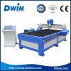 Preço da máquina de estaca da folha do metal do plasma do CNC do baixo custo de China