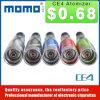 El Price más bajo 0.68USD para EGO CE4 Clearomizer