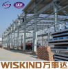 Steel chiaro Steel Structure per Car Parking